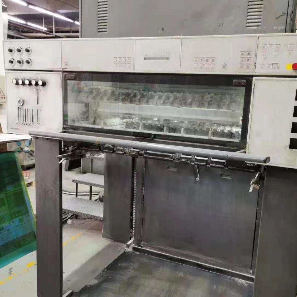 处理二手海德堡CD102-4色印刷机