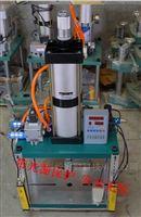 台式气动烫印机橡胶烫号机塑料商标烫印