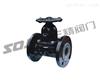 EG41J-10英标衬胶手动隔膜阀